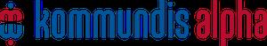 Logo kommundis-alpha